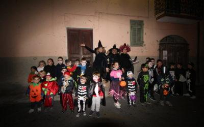 Halloween 2017 a Villa Viani: una festa recente per un divertimento antico