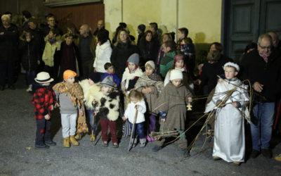 Santo Natale a Villa Viani: quando la tradizione diventa bambina