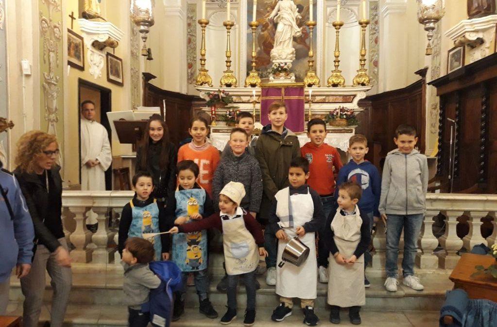 San Giuseppe bagnato a Villa Viani, ma le tradizioni si rispettano