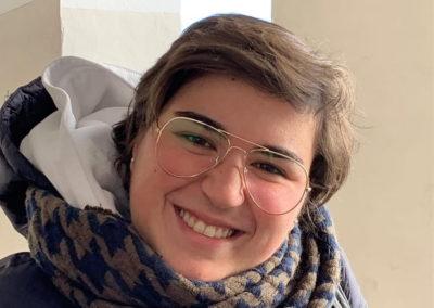 Chiara Michelis cassiera