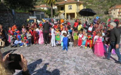 A Villa Viani, il Carnevale