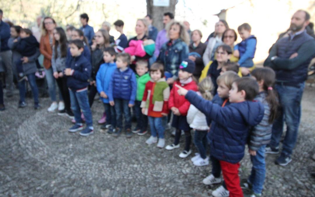 Benvenuta primavera: i bambini di Villa Viani in versione teatrale